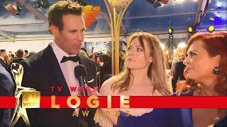 Aaron Jeffries talks about his time on Chopper  | TV Week Logie Awards 2018