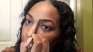 Eyebrow Tutorial Series: MAC spiked pencil