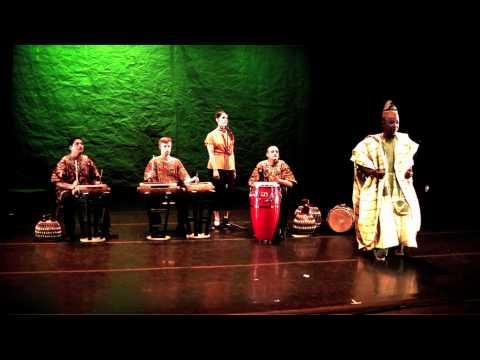Cuba Caribe Festival 2011 - Opening Act: Yagbe Awo...