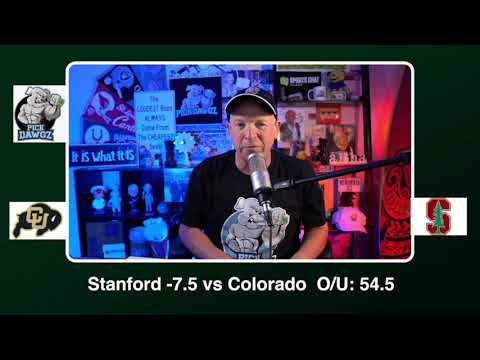 Stanford vs Colorado 11/14/20 Free College Football Picks and Predictions CFB Tips