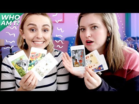 Tarot Card Reading with Rosianna | Hannah Witton