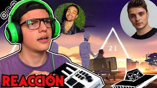 REACCIÓN A AREA21 - LOVIN´ EVERY MINUTE (MARTIN GARRIX x MAEJOR)