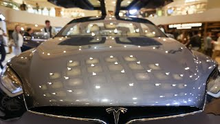 Tesla Is a Big Winner in China Trade Deal, Asia Society's Stone Fish Says