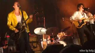 The Last Shadow Puppets IN MY ROOM Live The Catalyst Santa Cruz CA April 18 2016