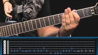 Van Halen - Jump - Como Tocar no TV Cifras