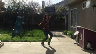 Look What God Gave Her Line Dance by Adia Nuño Video
