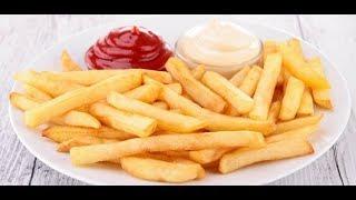 Как приготовить картошку фри дома Рецепт за 3 минуты Картошка фри как в KFC