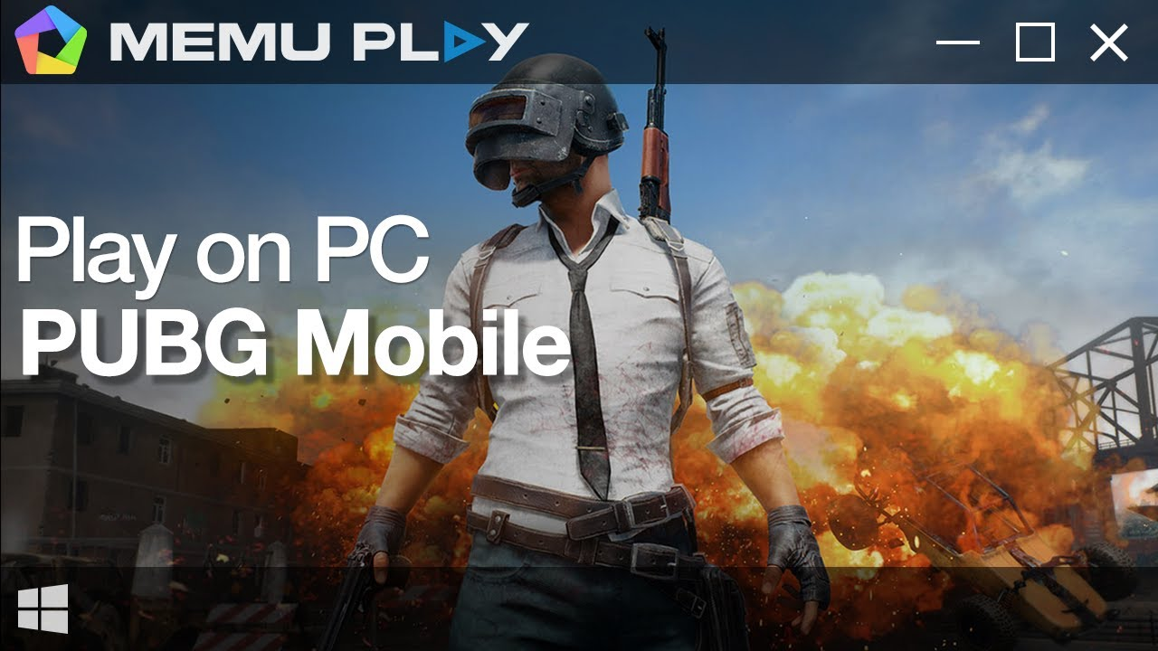 Download PUBG Mobile on PC with MEmu