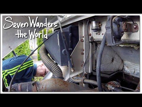 Step Van Conversion Air Filter Fail