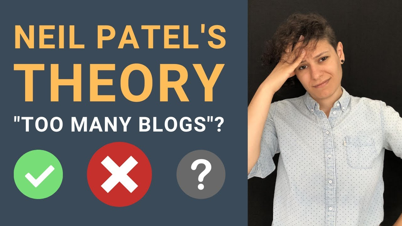Are There Too Many Blogs? Why Neil Patel's Theory Does Not Add Up...