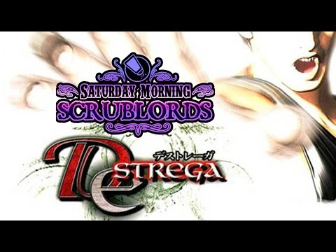Saturday Morning Scrublords - Destrega