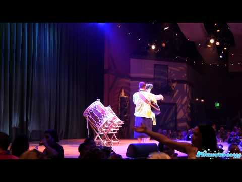 Makahiki Luau SeaWorld Final Show.