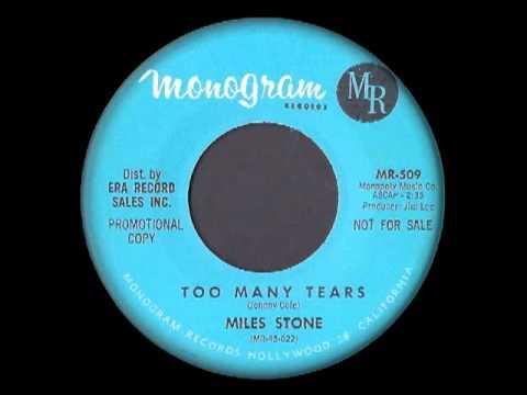 Miles Stone - Too Many Tears