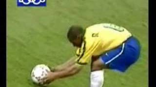 Robert Carlos Amazing Free Kick