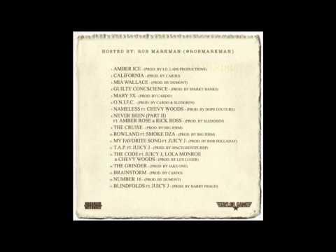 Wiz Khalifa - Mary 3x (Cardo x Sledgren) Type Beat