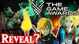 Zelda Breath of the Wild 2 at The Game Awards with 2020 Release Reveal?