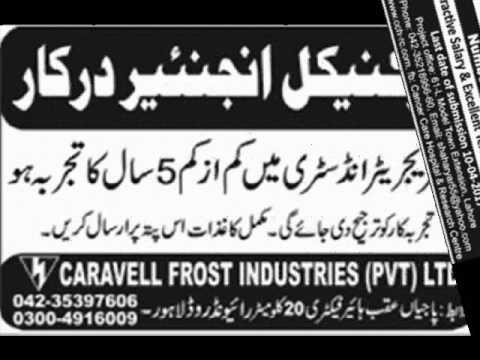 Jobs in Pakistan 2 April 2017 Sunday Daily Jang & Express (Part 1)