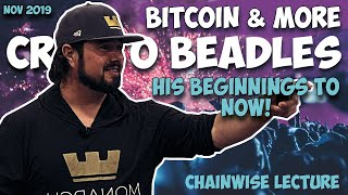 Robert Crypto Beadles on Bitcoin, Past - Present and Future - Get Involved!