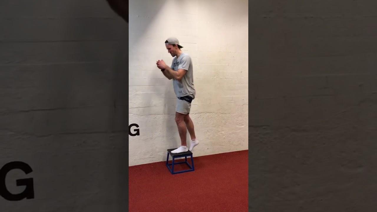 Fit Cuffs - Occlusion Training:  Knee Rehab - Step-Ups