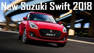 2018 New Suzuki Swift | Official Trailer ✔(The much awaited next generation Suzuki Swift made its premiere in Japan late last year, and has now made its global debut at the 2017 Geneva Motor Show., 2017-03-07T20:57:23.000Z)