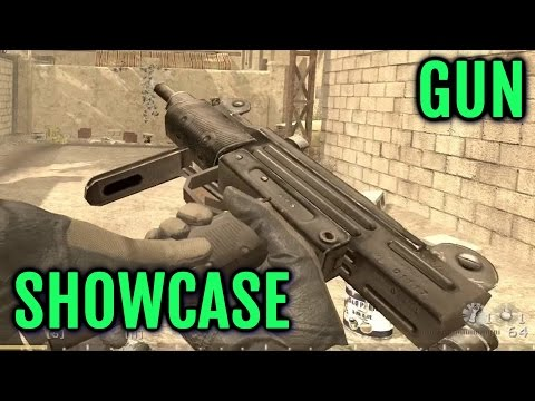 COD 4: Modern Warfare - ALL WEAPONS - Animations & Sounds (60FPS)