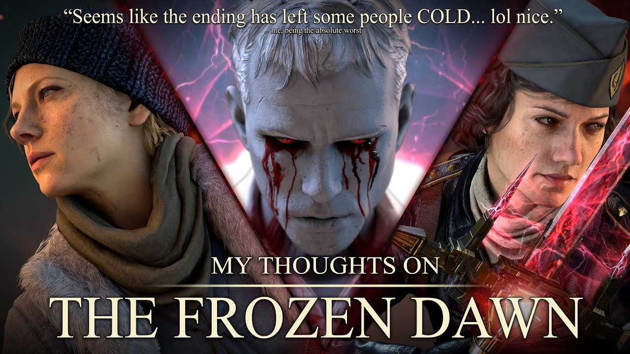 Book frozen thoughts