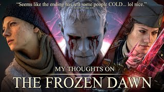 The Frozen Dawn - My Thoughts And Opinions - WWII Zombies