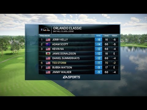 Classic Finish In Orlando! - Rory McIlRoy PGA Tour Career Mode Episode 40