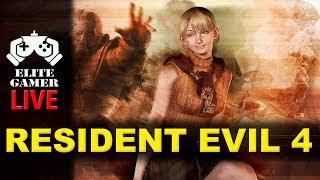 Resident Evil 4 [PROFISSIONAL]  (XBOX ONE) - Até Zerar 🔴 AO VIVO