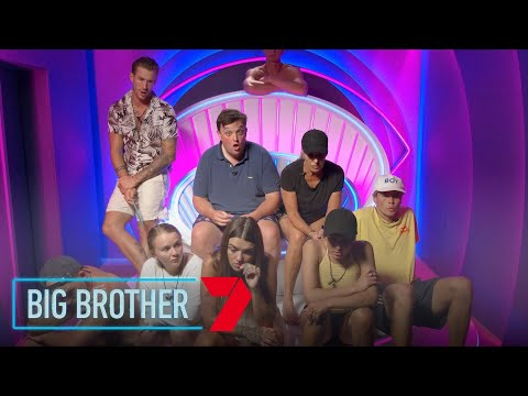 Big Brother breaks the COVID-19 news to the housemates   Big Brother Australia
