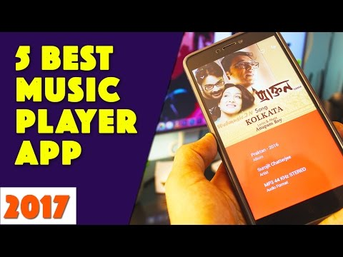 Top 5 Best Music Player App 2017 For Your Android Smartphone