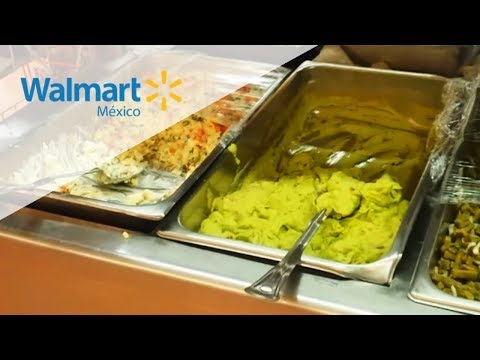 What does Walmart look like in Mexico?
