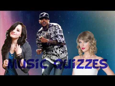 Music Quiz 2015