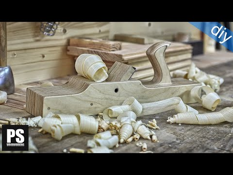 Make your own (cheap and easy) Hand Plane