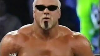 Big Poppa Pump Scott Steiner debut [RAW - 18th November 2002]