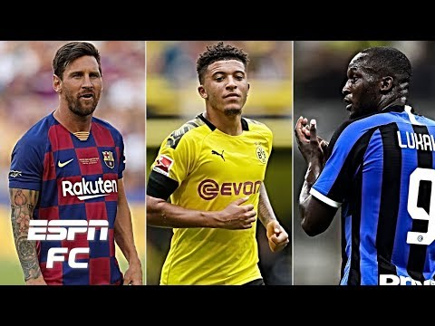 Will Barcelona see off Inter Milan and Borussia Dortmund in Group F? | UEFA Champions League