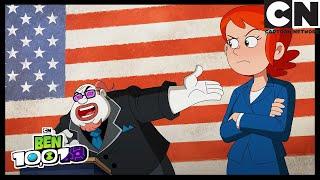 Ben 10,010 |  1 | Ben 10 Türkçe | çizgi film | Cartoon Network Türkiye