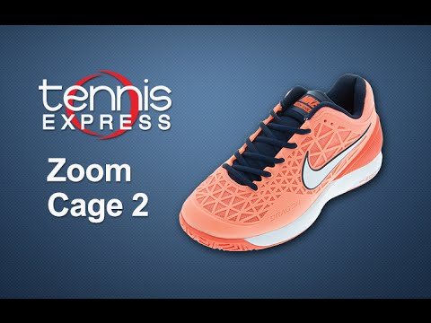 3dfb178528 Nike Women s Zoom Cage 2 Shoe Review