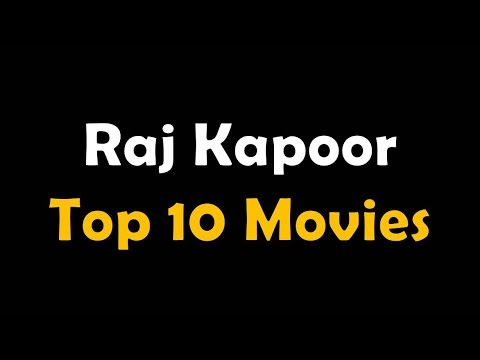 Raj Kapoor Top 10 Movies