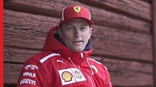 Thank you Kimi | Shell Motorsport