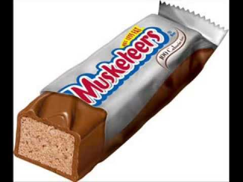 Top 10 Candy Bars