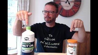 Qu'est ce que l'huile MCT