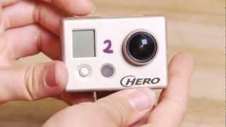 GoPro HD Hero Tutorial - BASICS