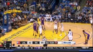 Klay Thompson ( 38 PTS )  vs. Lakers (10-30-2013)