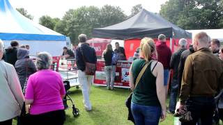 Nottingham Food Festival 17th August 2014 @ Wollaton Park