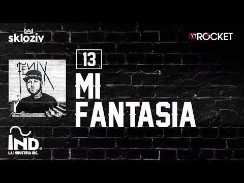 13 Mi fantasía  Nicky Jam ft Messiah Álbum Fénix