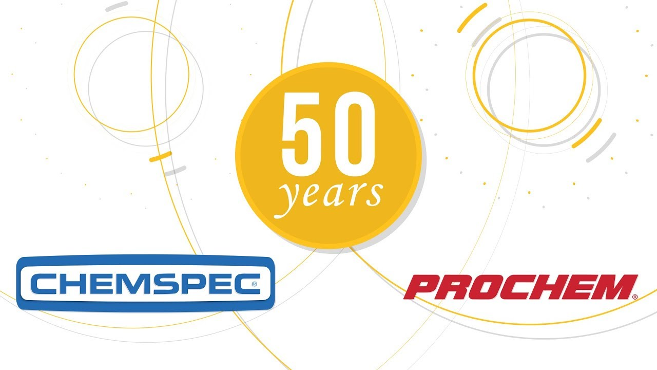 Prochem and Chemspec: 50 Years of Pioneering Cleaning Solutions
