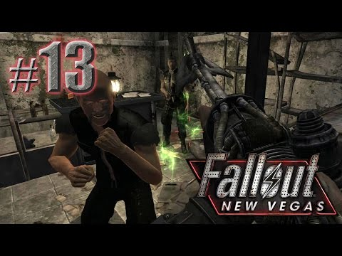 Надираем задницу Ханам - Fallout: New Vegas (Project Nevada) - #13