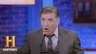 Craig Ferguson Debates History's Greatest Issues - Join Or Die: Premieres Feb. 18th 11/10c | History