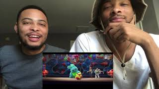 TOY STORY 4 Teaser Trailer 2 (2019) REACTION